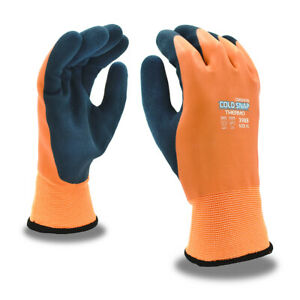 Cordova 3988 Cold Snap Thermo Latex Coated Insulated Gloves m 2xl