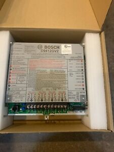 Bosch D9412gv2 Control Panel Board Security System Safety Intrusion