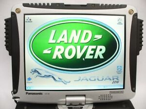 Dealer Diagnostics Land Rover Jaguar Free Volvo Scion Lexus Toyota Laptop Cf19