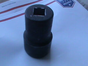 Snap on Vintage 3 4 Drive Sae Ball Joint Deep Impact Socket S6302a