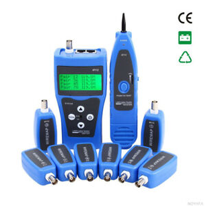 Kolsol At112 Network Ethernet Lan Phone Tester Wire Tracker Usb Coaxial Cable