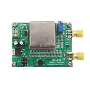10mhz Ocxo Constant Temperature Crystal Oscillator Frequency Reference W Board