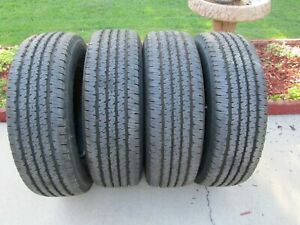 275 70 18 Firestone Transforce Ht Lt275 70r18 Load E Take Off Tires 10 Ply Set 4