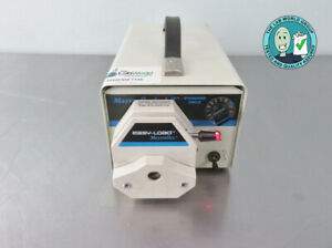 Cole parmer Masterflex L s 7520 10 Peristaltic Pump With Warranty See Video