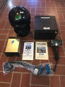 Flir U8000 Airborne Ultra 8000 Thermal Imager Infrared Camera Aviation W Extras