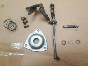 1970 1971 1972 Honda N600 Z600 Carb Accelerator Pump Linkage Lever Cover Parts