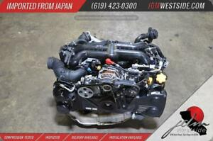 Jdm 04 06 Subaru Forester Xt Engine Legacy Gt 2 0 Ej20 Turbo Replace Ej25 2 5