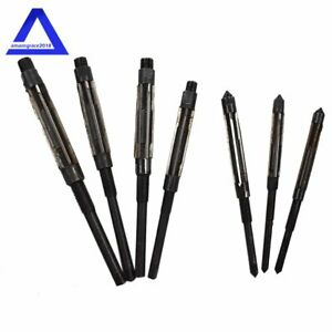New 7pcs Adjustable Hand Reamers Set Hv To H3 1 4 To 15 32 Hss High Quality