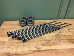 Belshaw Multimatic Donut Plungers star And Cylinders 1 7 8