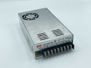Meanwell Sp 360 36 Power Supply 3d Printer Cnc Diy Industrial 36v 8 8a 360w Psu