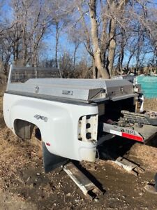 08 Chevy Truck 8 Box Tool Box And Slide Out