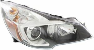Headlight For 2013 2014 Subaru Outback Legacy Passenger Side W Bulb
