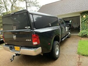 Are Black Campershell Truck Topper For Ram 8 Beds