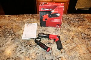 Snap On Pdr5001 Reversible Pneumatic Air Drill With Box Manual