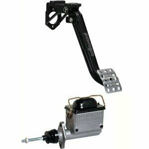 Wilwood 340 13834k5 Brake Or Clutch Pedal And Master Cylinder Kit Includes