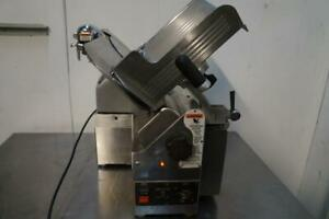 Globe Manual Or Automatic Meat Slicer 12 Model 825lr Over 6000 New