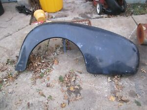 1941 1942 1946 1947 1948 Chevrolet Fiberglass Wide Rear Fenders
