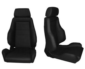 Upholstery Only Recaro Ls B Trophy Seat Fabric Cloth Only Cover New 2 Seats