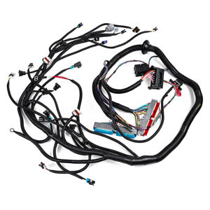 Wiring Harness 1997 2006 Ls1 Engines 4 8 5 3 6 0 Vortec Dbc 4l60e Standalone