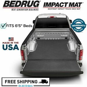 Bedrug Impact Mat Truck Bed Rug Fits 2015 2020 Ford F 150 6 5 Bed