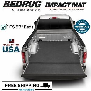 Bedrug Impact Mat Truck Bed Rug Fits 2019 2020 Dodge Ram 1500 5 7 Bed