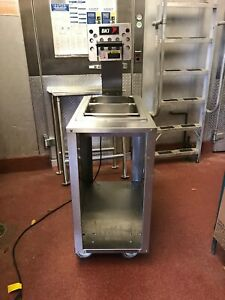 Bki Food Warmer With Cabinet