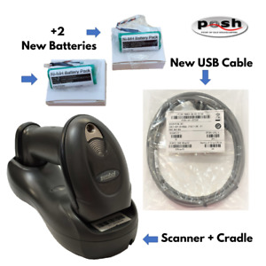 Ds6878 Kit With Cradle New Cable Plus 2 New Batteries Over 1000 Kits Sold
