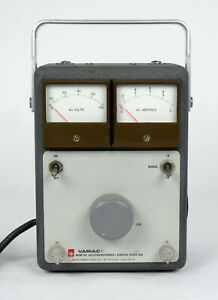 General Radio W5mt3a Variac 5a 0 140 Volts Good Working Condition