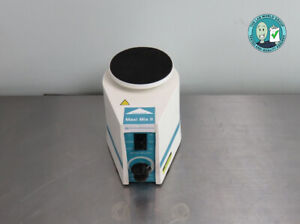 Thermo Scientific Maximix Ii Vortex Mixer With Flat Top With Warranty See Video