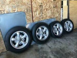 15 5 Spoke Rims And Tires