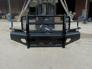 Ranch Hand Legend Front Bumper Dodge 2500 3500 03 04 05 Fsd031bl1 Bb1127e