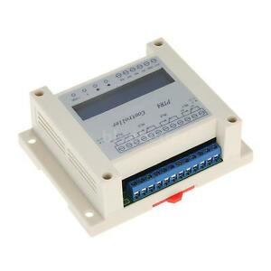 4 channel Programmable Lcd Digital Time Relay Timer Controller Delay Switch