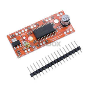Easy Driver Shield Stepping Stepper Motor Driver Module V44 A3967 For Arduino