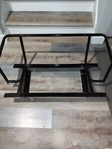 1966 1977 Early Ford Bronco Restored Oem Rear Seat Frame
