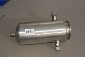 Unbranded Stainless Steel Vacuum Jacketed Chamber 209805 q3
