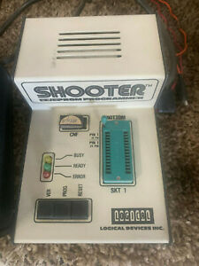 Logical Devices Shooter Ee eprom Programmer