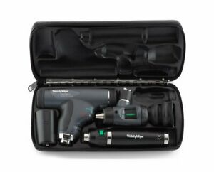 Welch Allyn 97250 mps Diagnostic Set W Panoptic Ophthalmoscope Otoscope