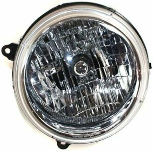Headlight For 2002 2003 Jeep Liberty Driver Side W Bulb