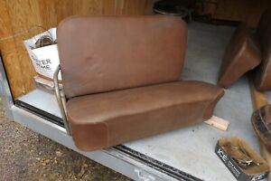 1948 1949 1950 1951 Chevrolet Tin Woody Station Wagon Second Seat