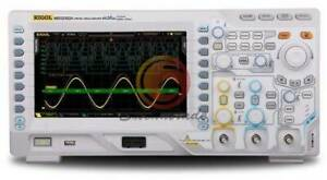 New Rigol 2 channel 100 Mhz Digital Oscilloscope Ds2102a s