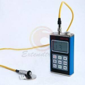 Mct200 Paint Coating Thickness Gauge Tester New