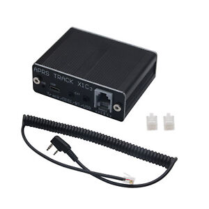 Aprs Tracker Module With Gps Advanced Tracking Device For Hams Radio Track X1c 3
