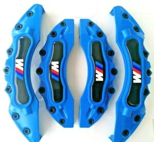 Blue Bmw M Brake Caliper Cover X1 X2 X3 X4 X5 X6 F10 F30 F11 F12 Coupe Touring D