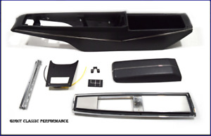 1970 1972 Chevelle Center Console Manual Brand New Reproduction Sharp