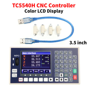 4 Axis Cnc Controller Usb Stick G Code Spindle Control For Servo Stepper Motor L