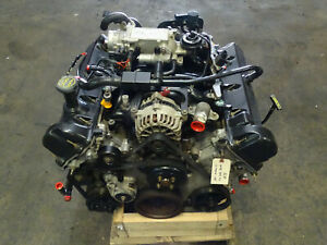01 02 03 04 Ford Mustang 4 6l Sohc Engine Motor Assembly 84k Mile Take Out 33