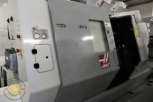 Haas Sl 40t Live Tooling Updated Haas Control Cnc Lathe New 2004 Jc