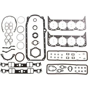 Clevite Mahle 953444 Engine Kit Gasket Set 1986 1988 Small Block Chevy 350ci 5