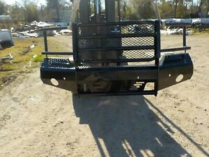 Ranch Hand Summit Front Bumper Gmc Sierra 2500hd 3500 15 16 17 18 19 Bb123a