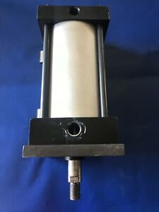 Used Cylinder Actuator Stroke 6 Bore 5 Shaft 1